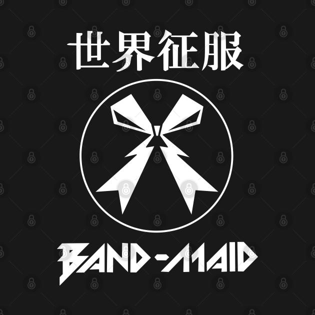TeePublic: band maid