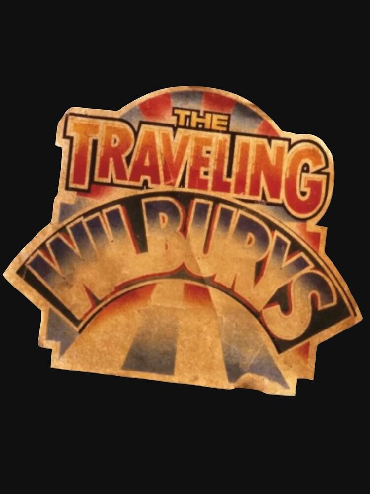 RedBubble: Traveling Wilburys Collection Basic Waistcoat