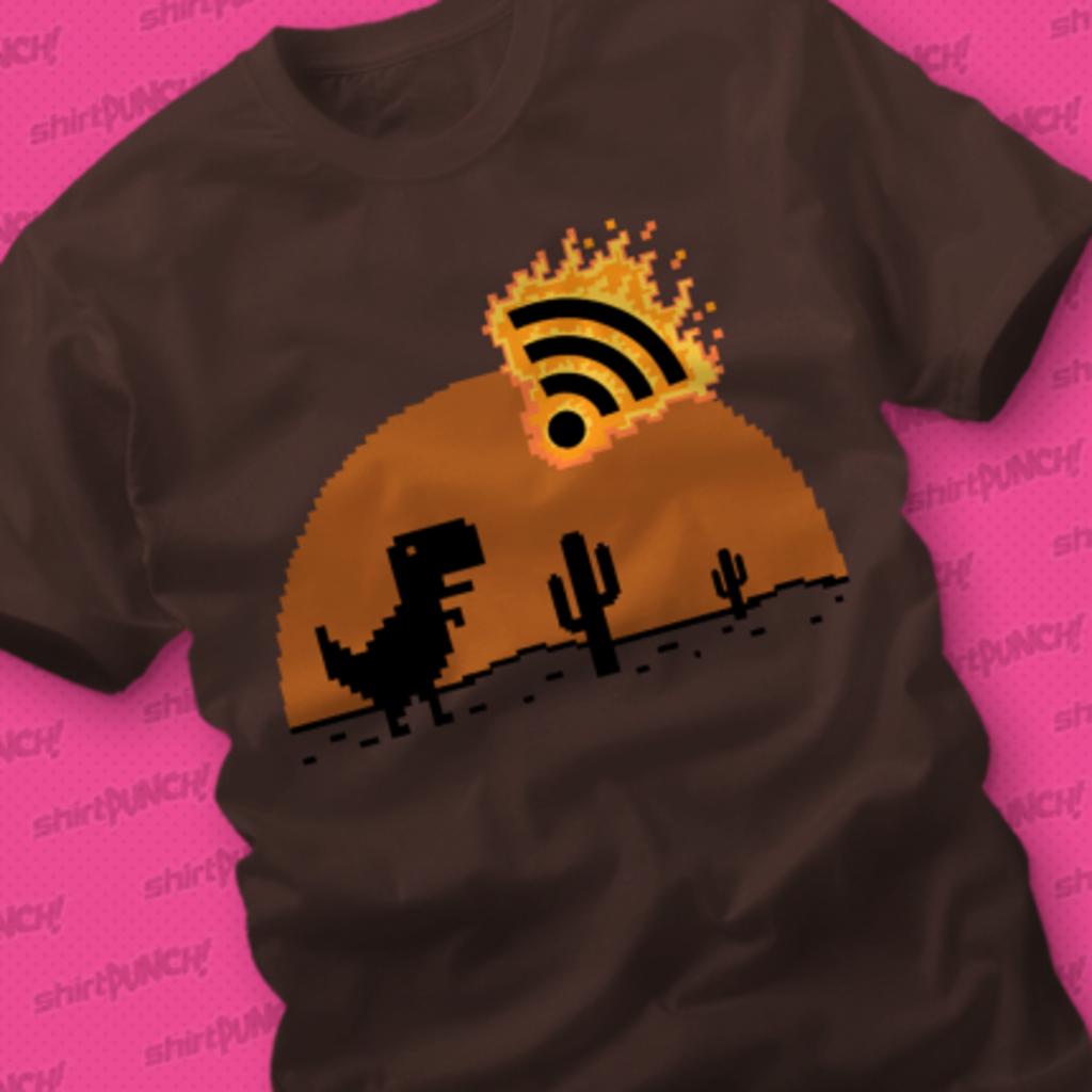 ShirtPunch: Apocalypsis Signal!