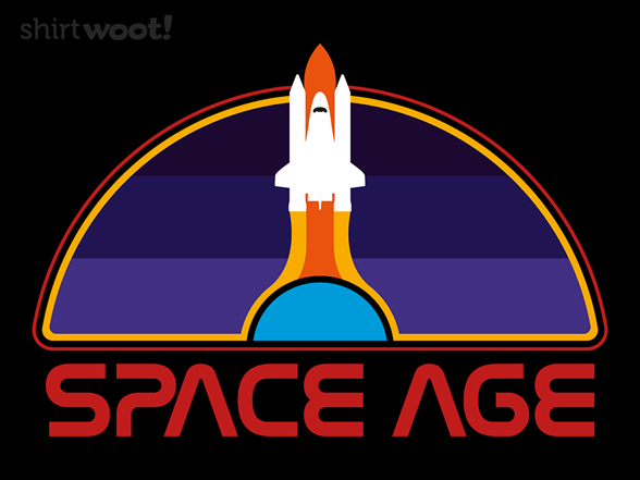 Woot!: Space Age