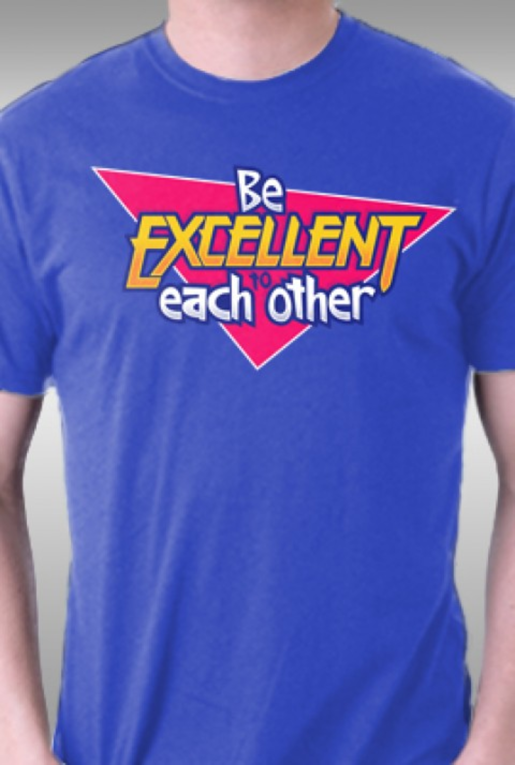 TeeFury: Be Excellent To Each Other