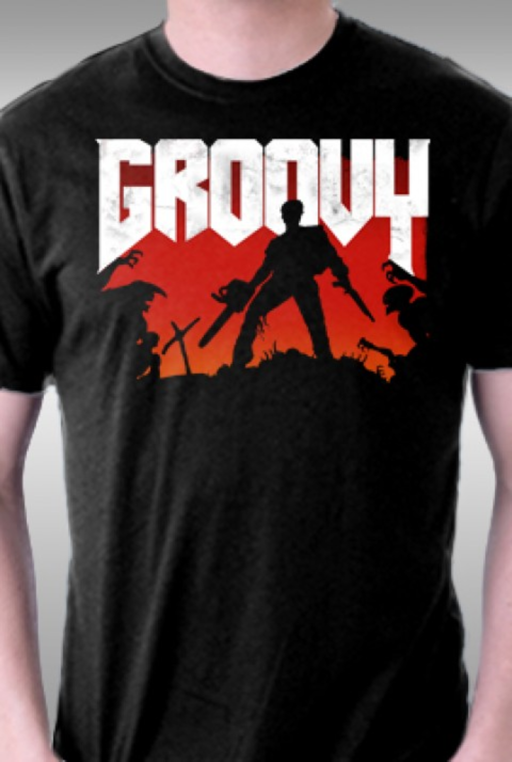 TeeFury: Groovy and Doomy