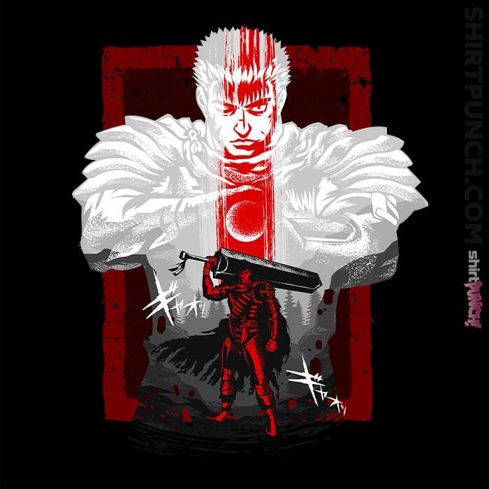 ShirtPunch: A Black Swordsman