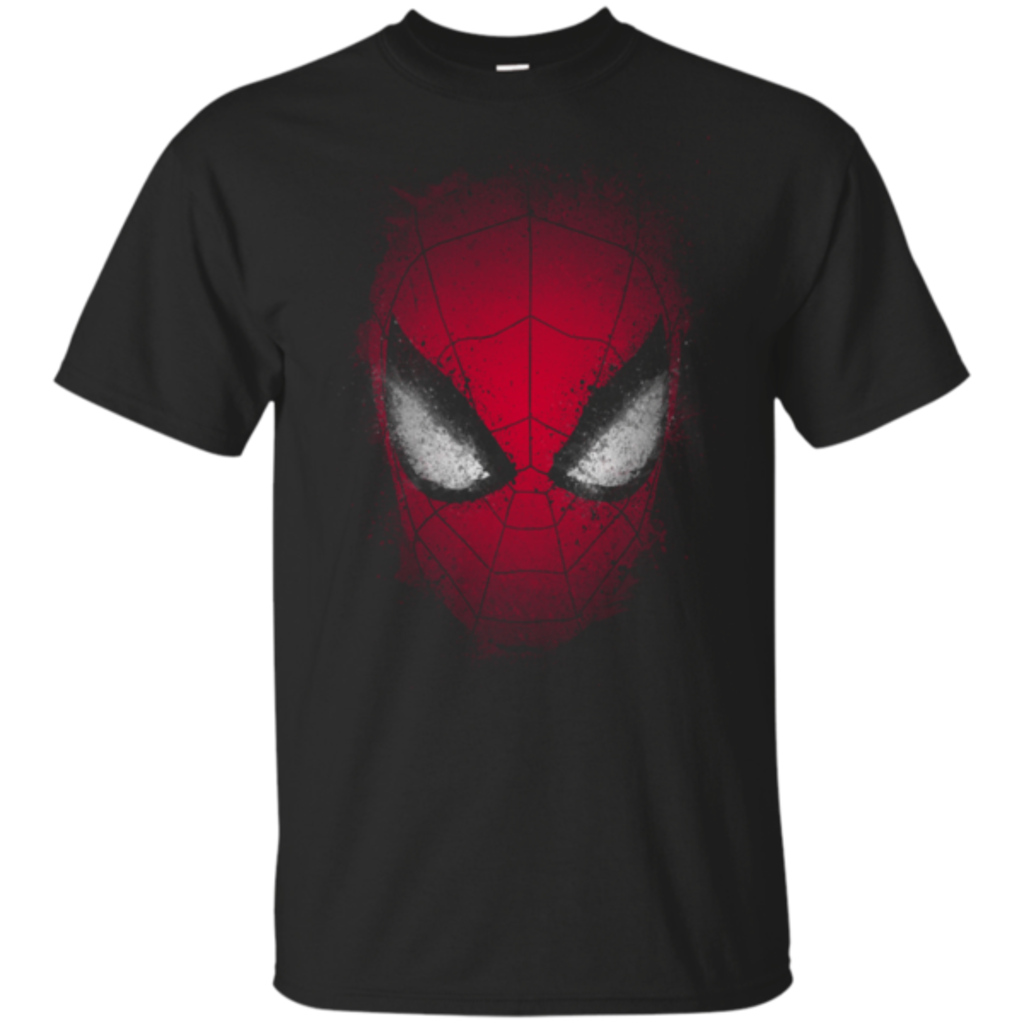 Pop-Up Tee: Spider Inside