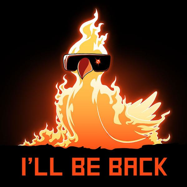 TeeTurtle: I'll Be Back