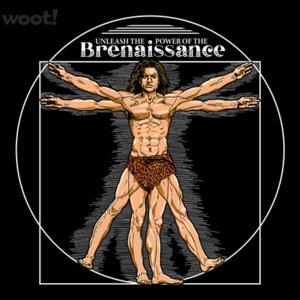 Woot!: Brenaissance Man