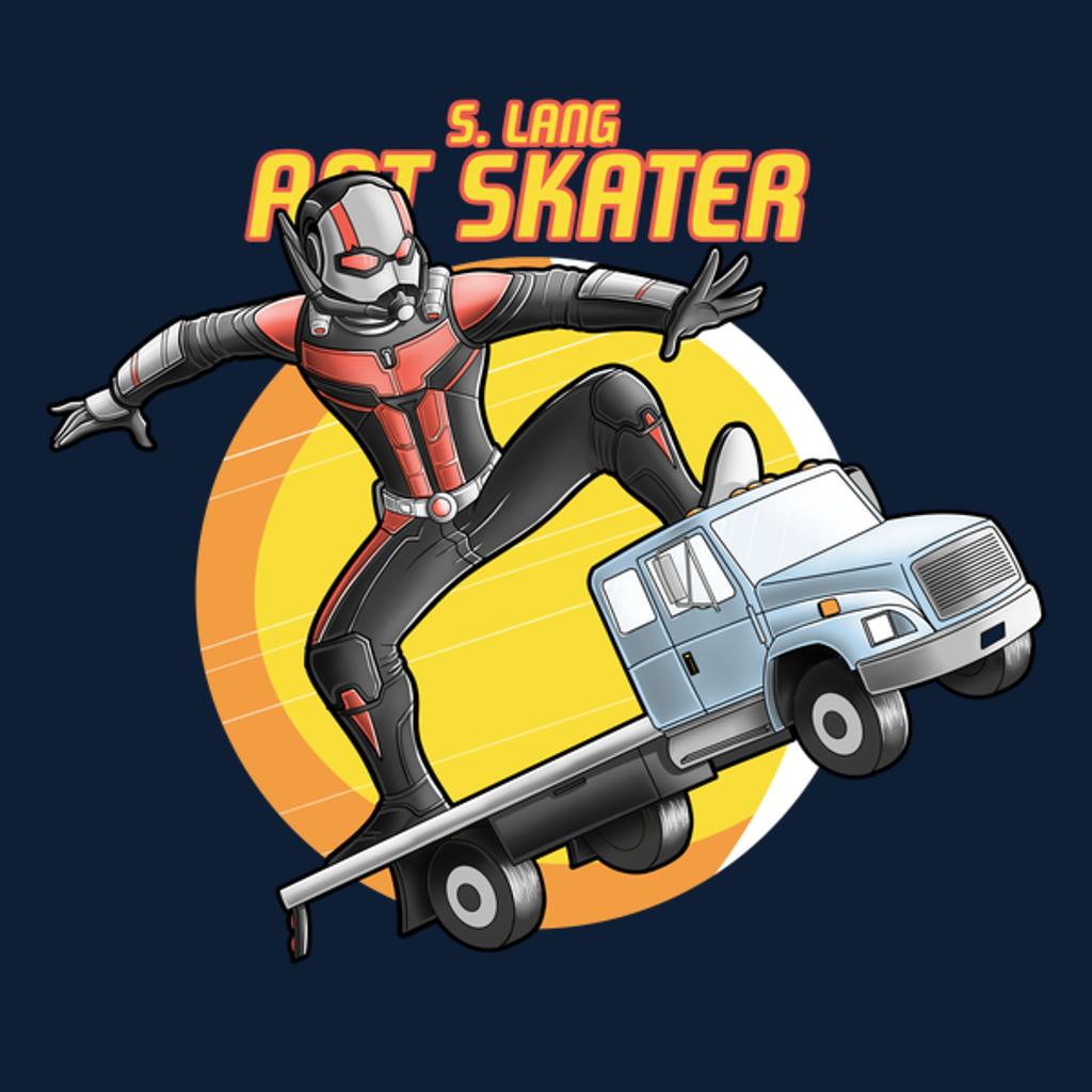 NeatoShop: Ant skater