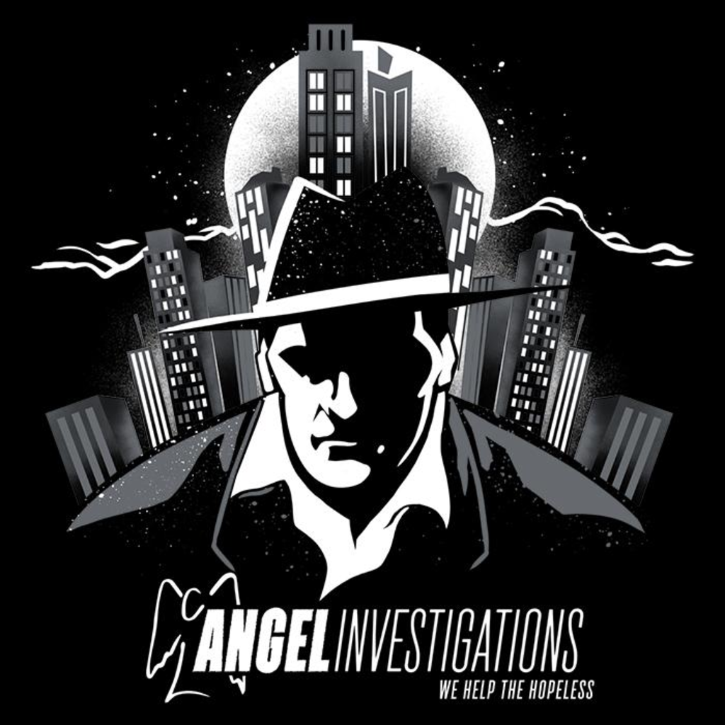 Once Upon a Tee: Angel's Investigations