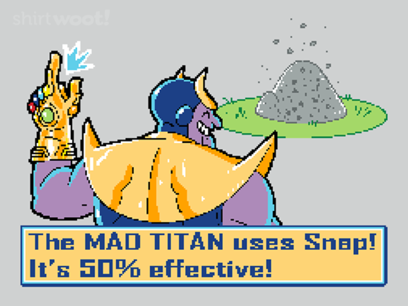 Woot!: Mad Titan