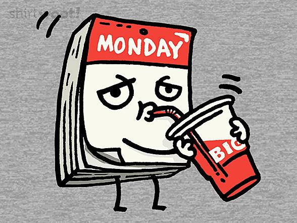 Why Mondays Suck