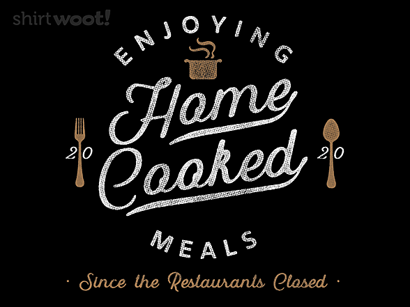 Woot!: Enjoying Home Cooked Meals