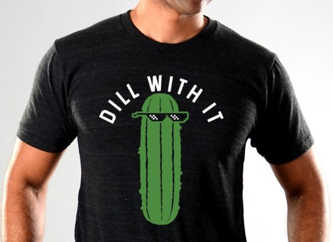 SnorgTees: Dill With It Limited Edition Tri-Blend