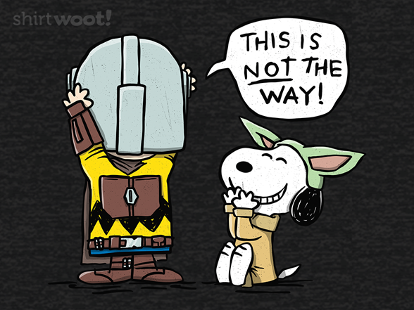 Woot!: This is NOT the Way