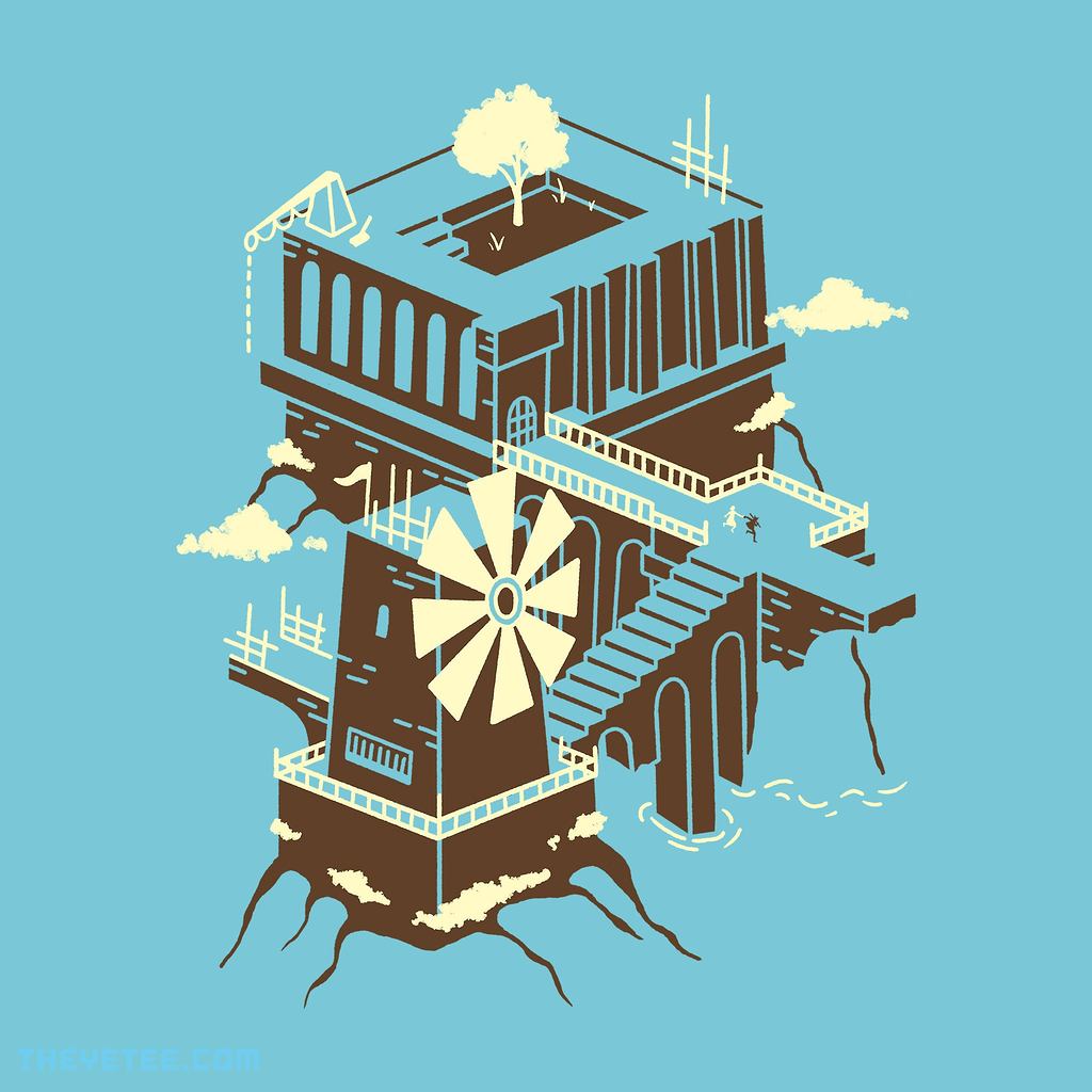 The Yetee: Castle of the Mist