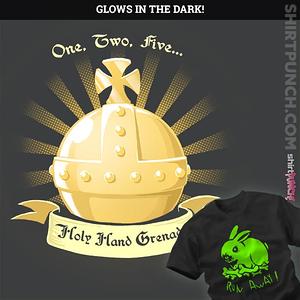 ShirtPunch: Holy Hand Grenade