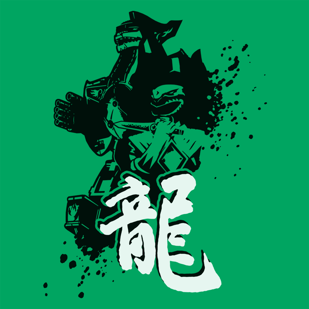 Pop-Up Tee: Dragonzord