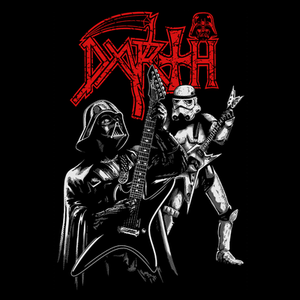 Pop-Up Tee: Darth Metal