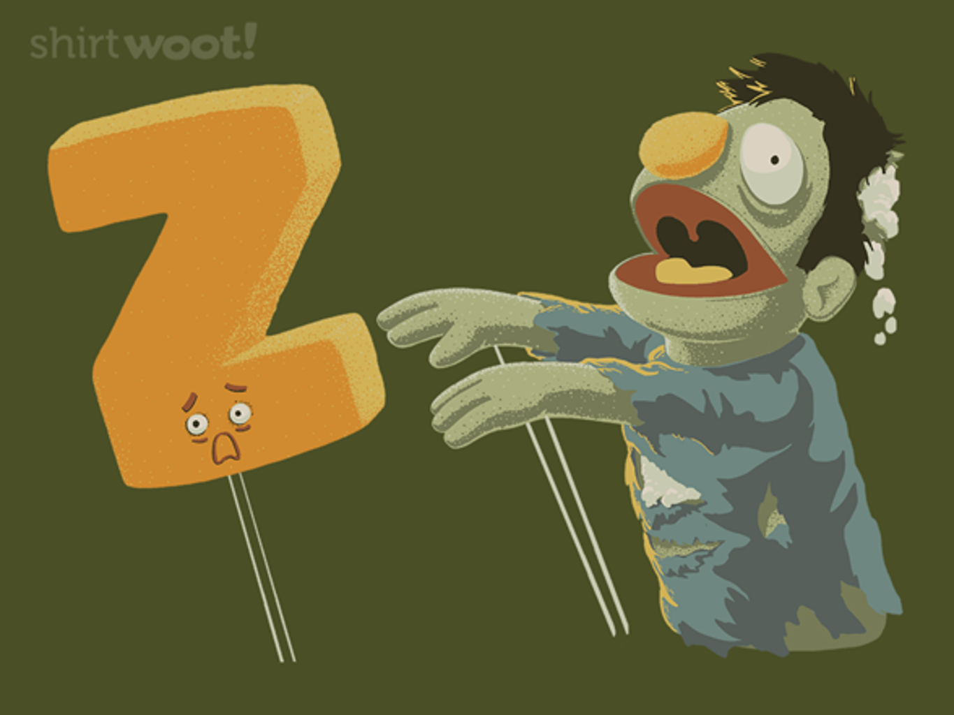 Woot!: Z is for Zombie