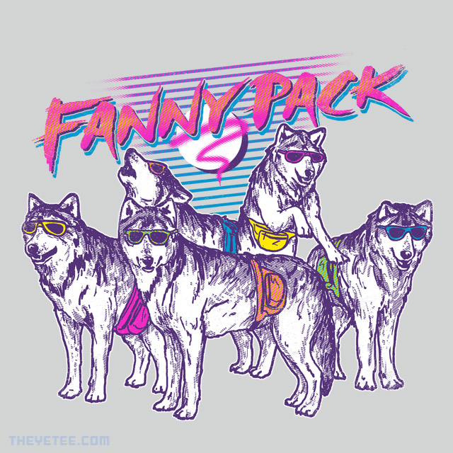 The Yetee: Fanny Pack