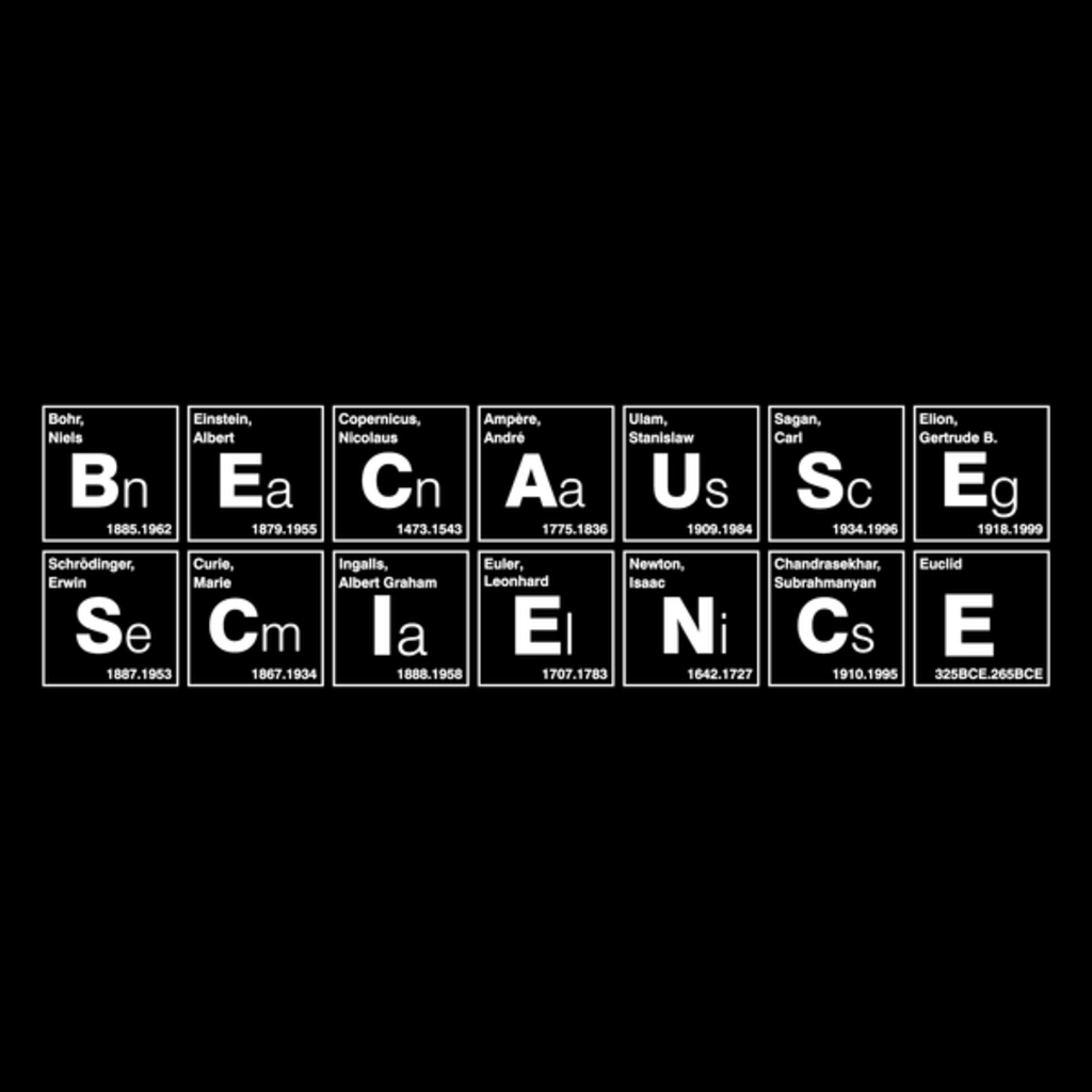 NeatoShop: Because Science