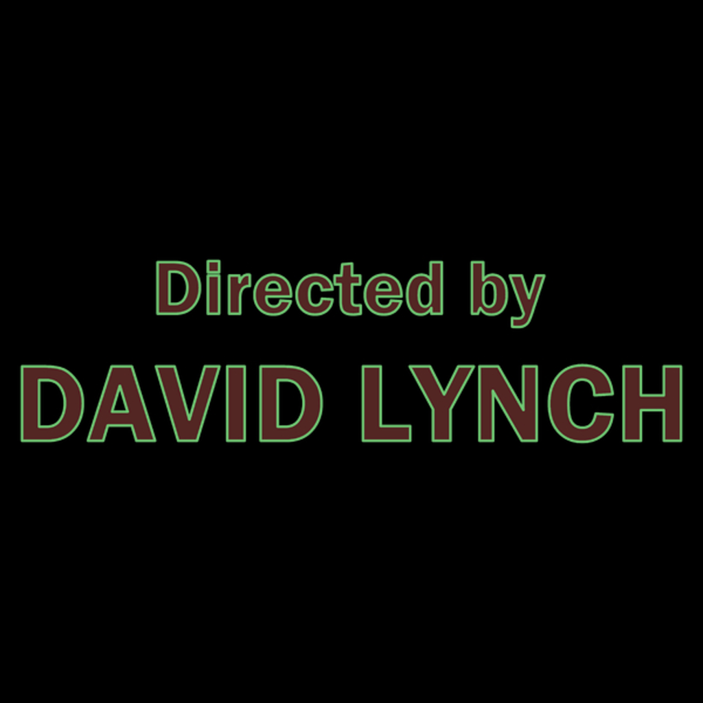 NeatoShop: Directed by David Lynch