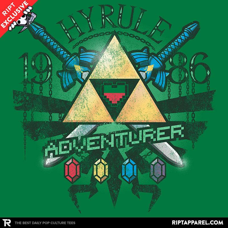 Ript: Hyrule Adventurer