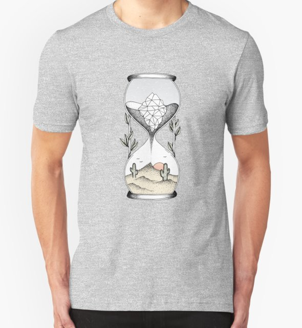 RedBubble: Time Is Running Out