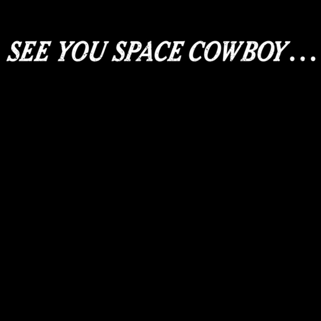NeatoShop: Space Cowboy