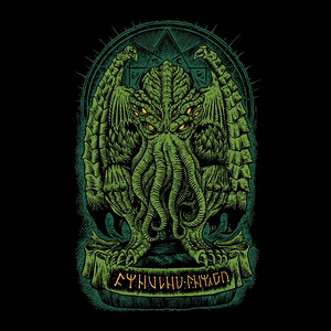 TeeFury: The Sleeper of R'lyeh