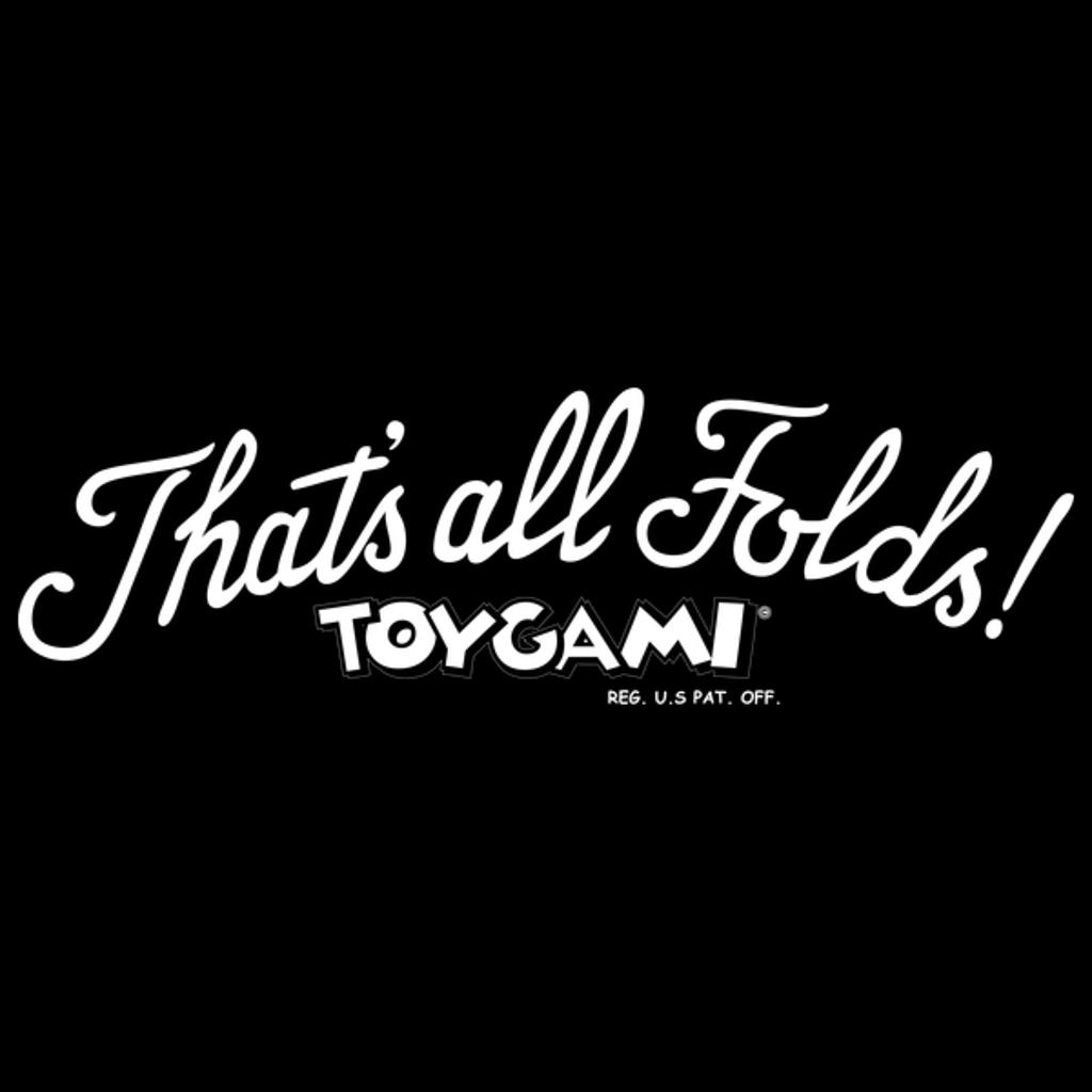 NeatoShop: Thats All Folds
