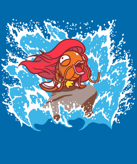Qwertee: Part of Your PokeWorld