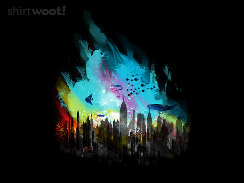Woot!: Sunset on Rapture City
