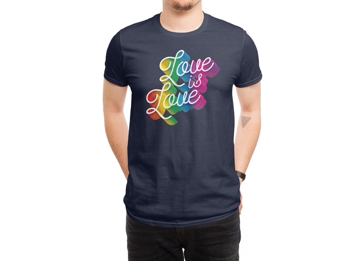 Threadless: Love is Love