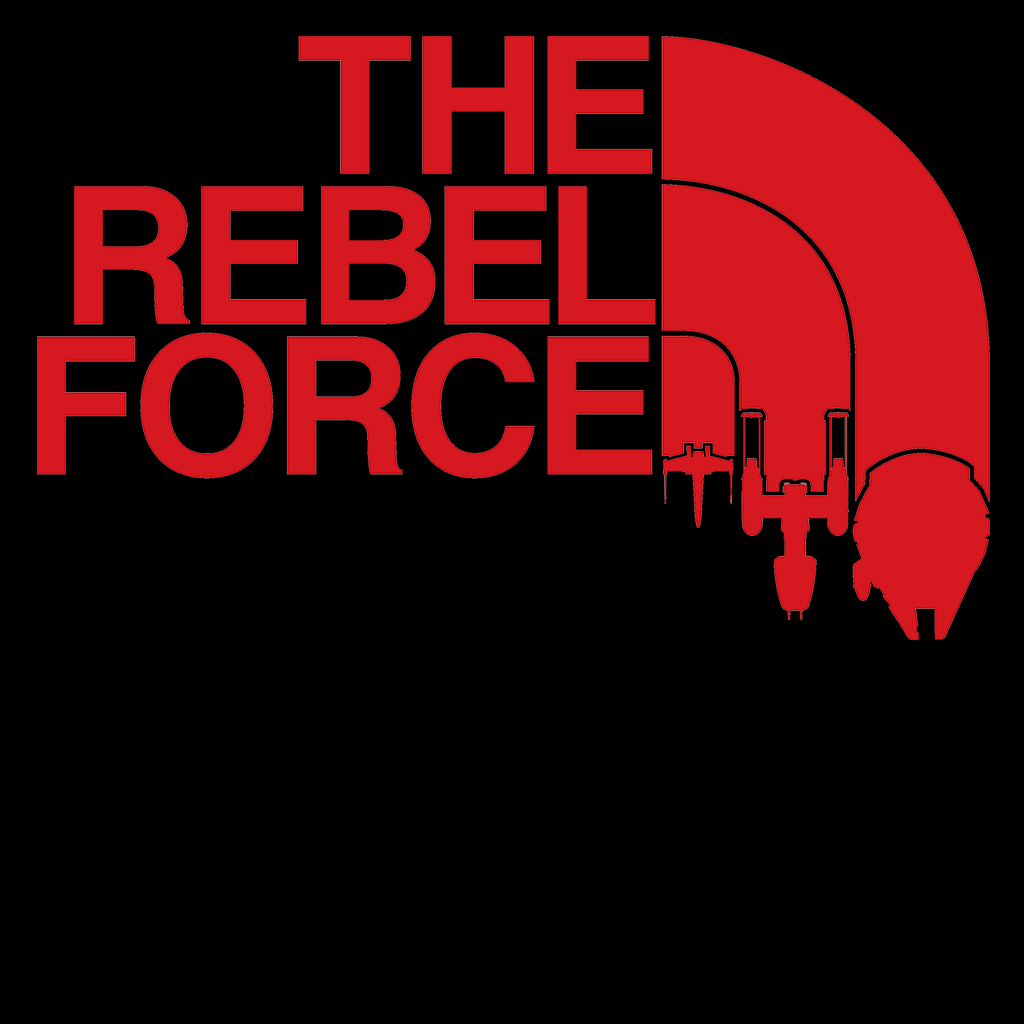 Pop-Up Tee: The Rebel Force