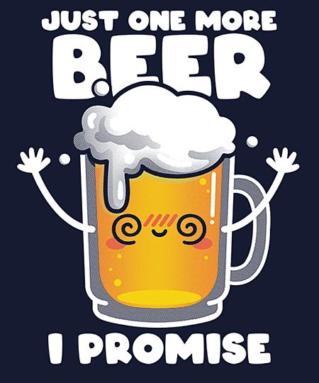 Qwertee: one more beer