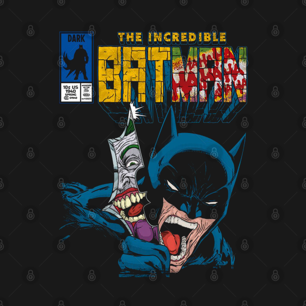 TeePublic: The Incredible Bat