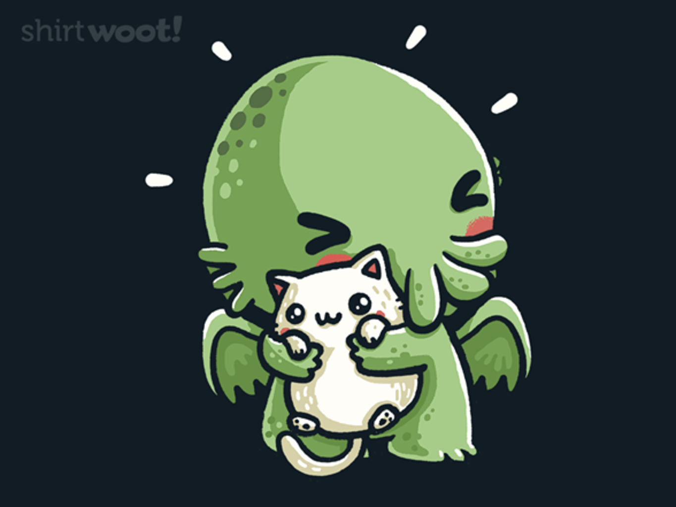 Woot!: The Cat of Cthulhu