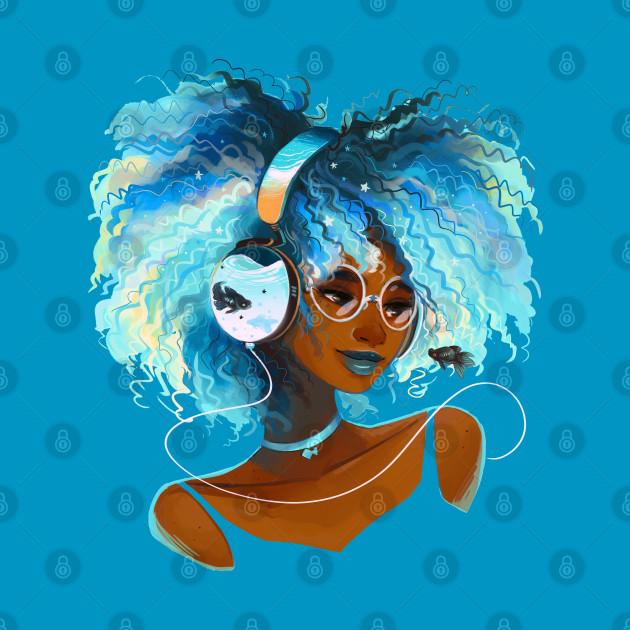 TeePublic: Ocean Vibes
