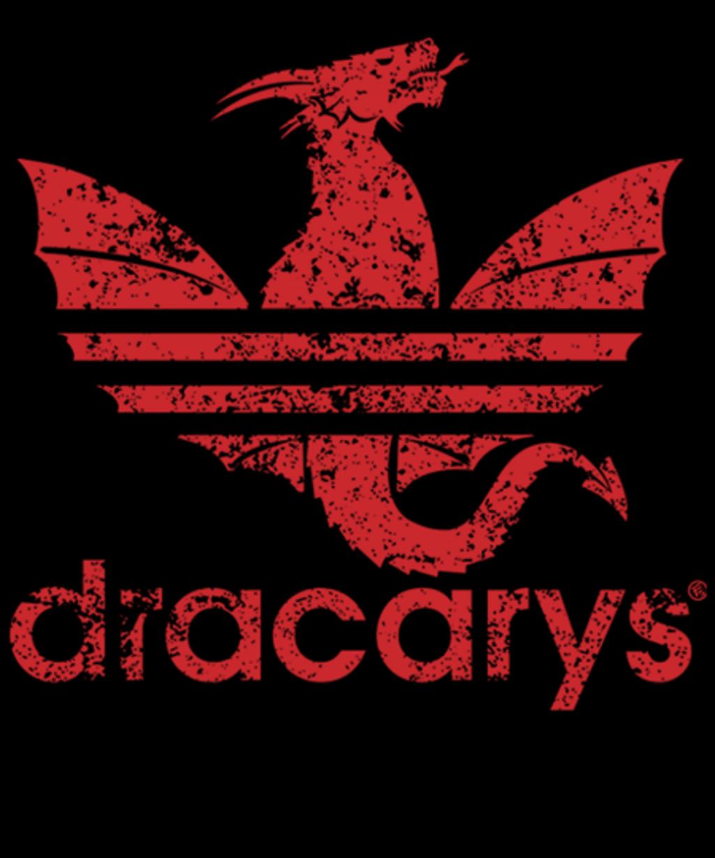 Qwertee: DRAGONWEAR
