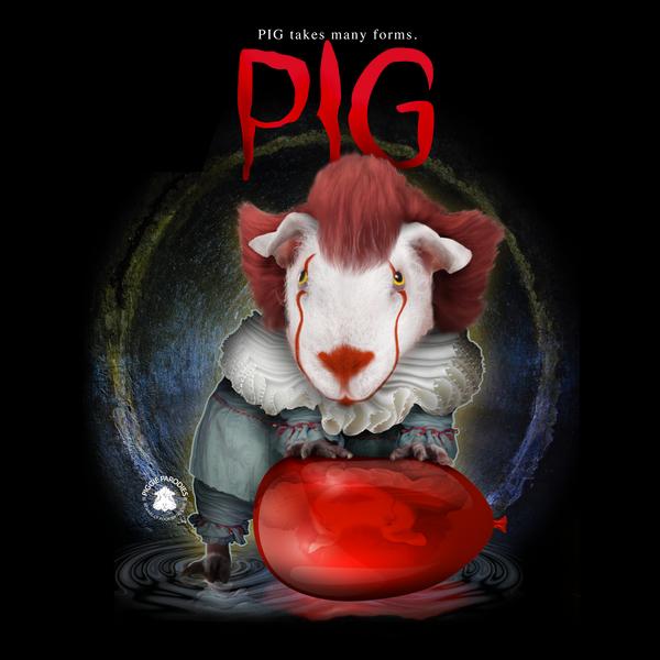 NeatoShop: PIG Clown 2018