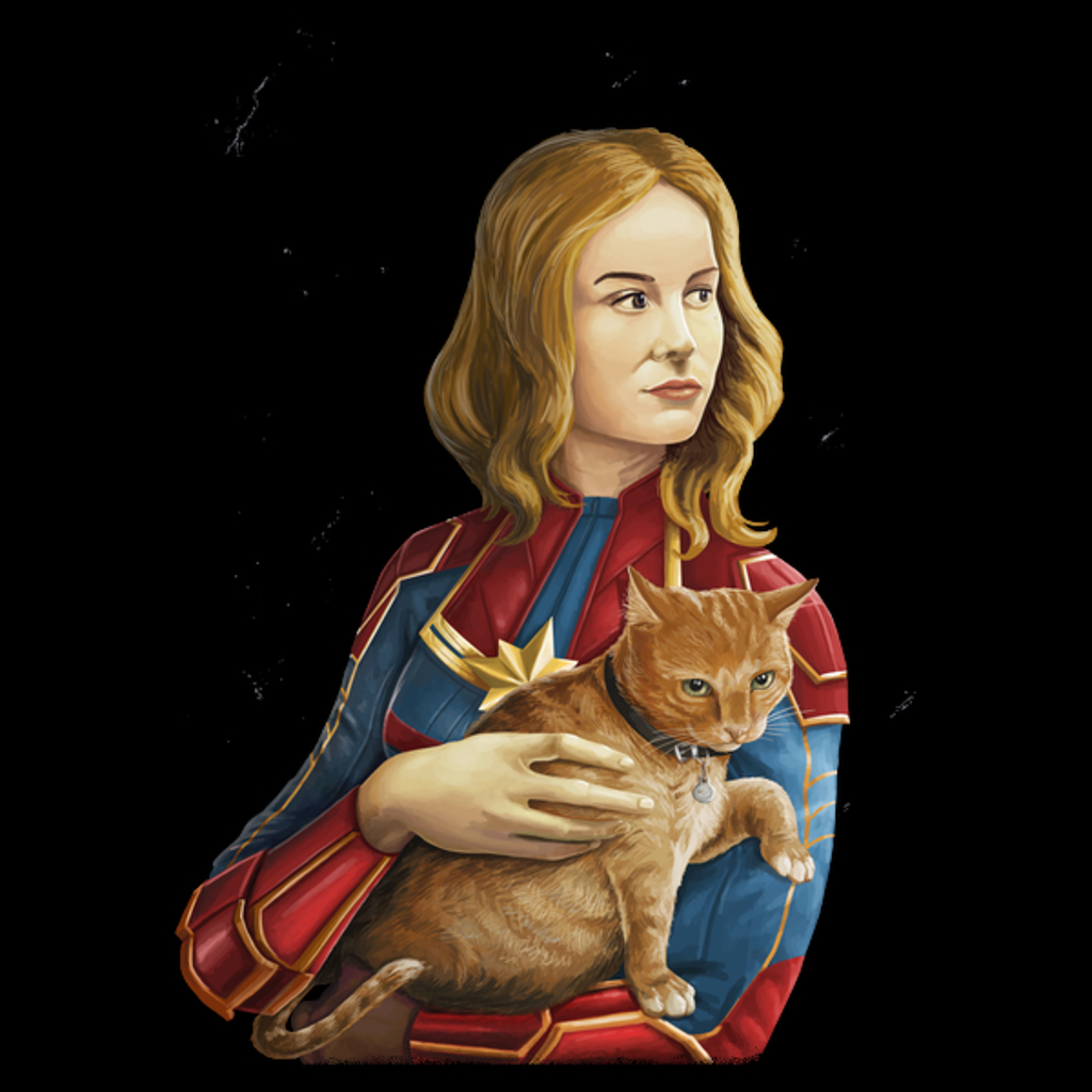 NeatoShop: Heroine with an cat