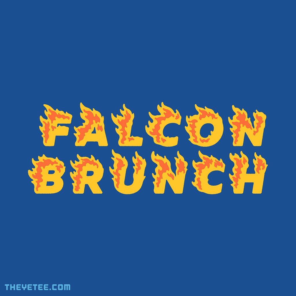 The Yetee: Falcon Brunch