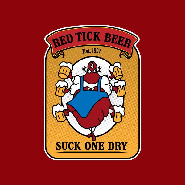 NeatoShop: Red Tick Beer