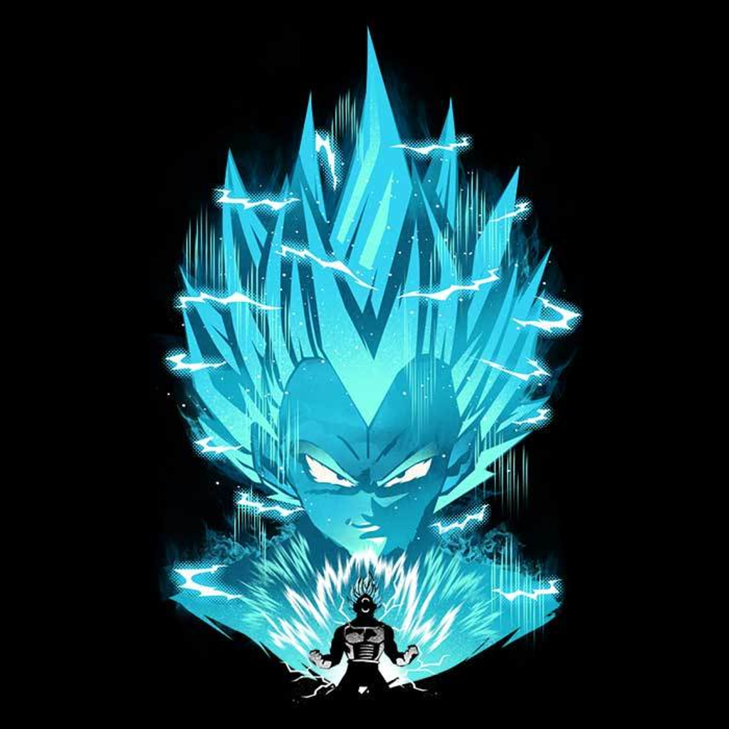 Once Upon a Tee: Blue Prince Warrior