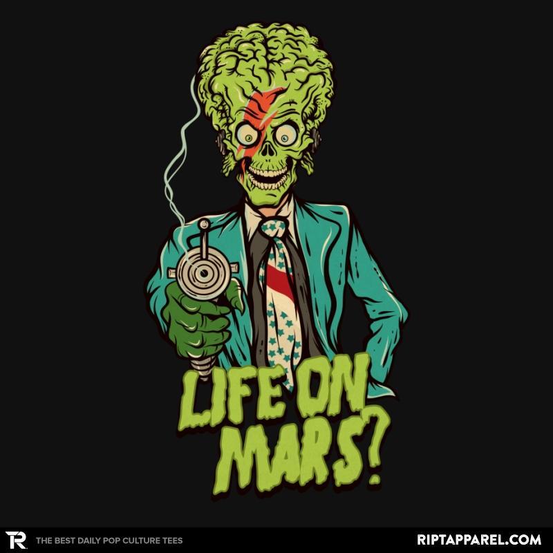 Ript: Life on mars?