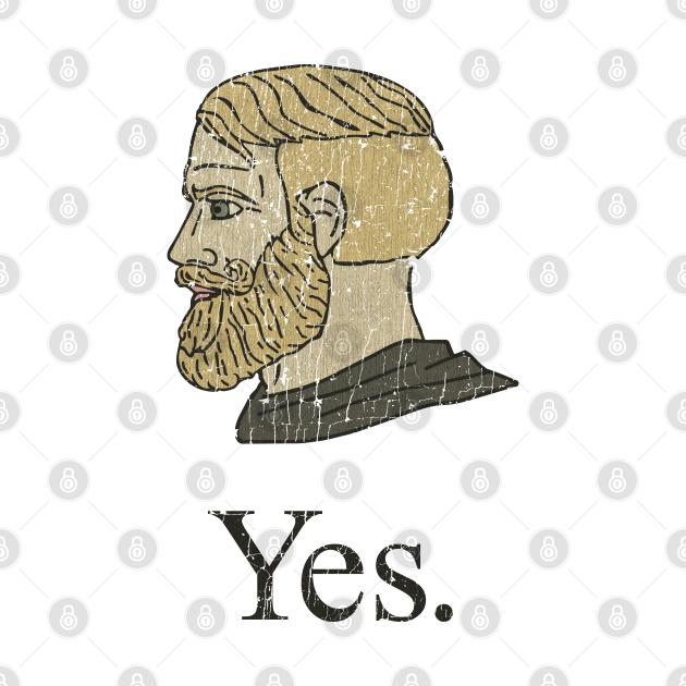 TeePublic: Yes Chad