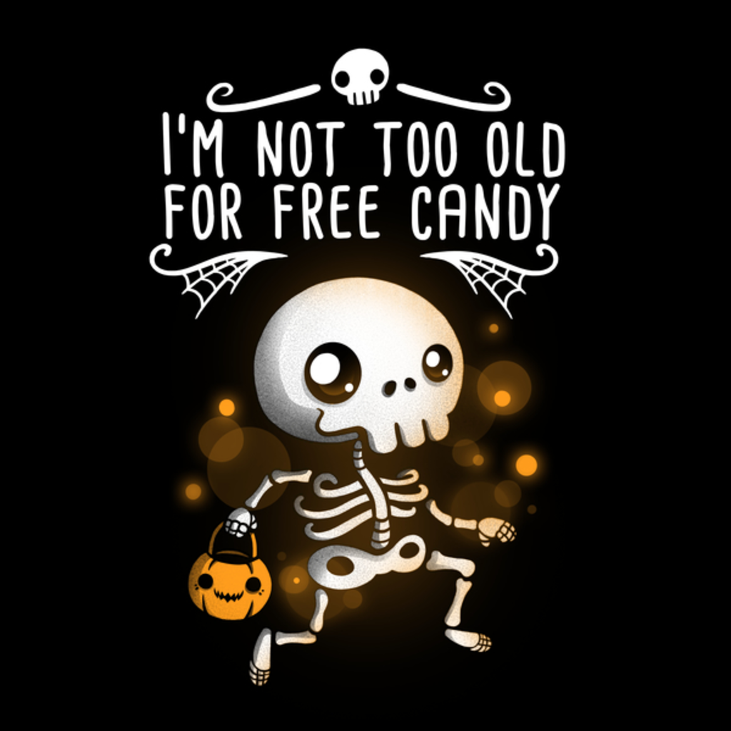 NeatoShop: Not too old for free candy