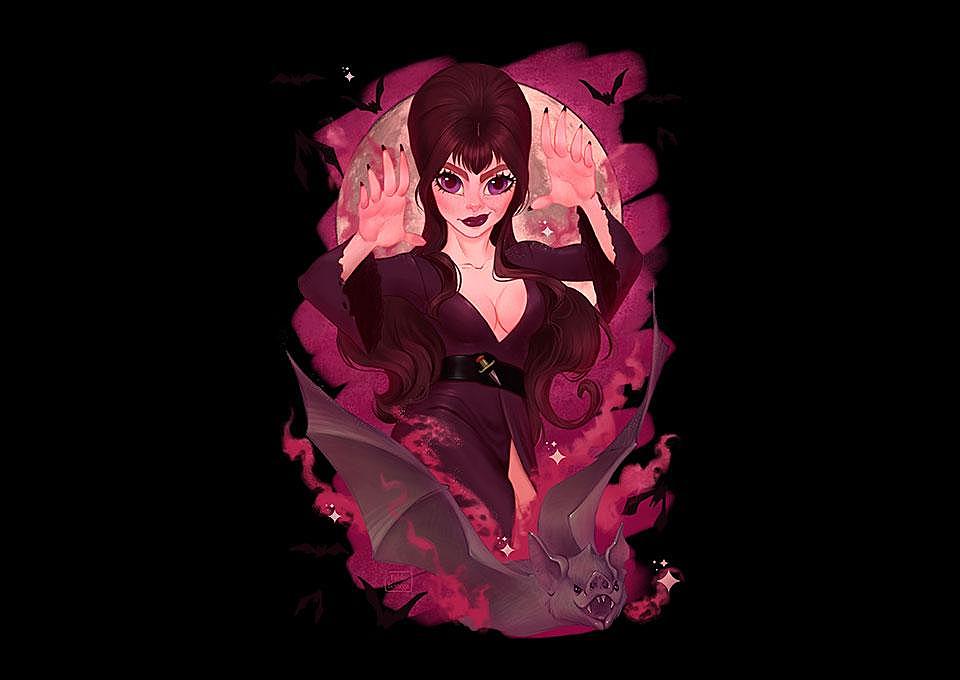 TeeFury: Dark Mistress