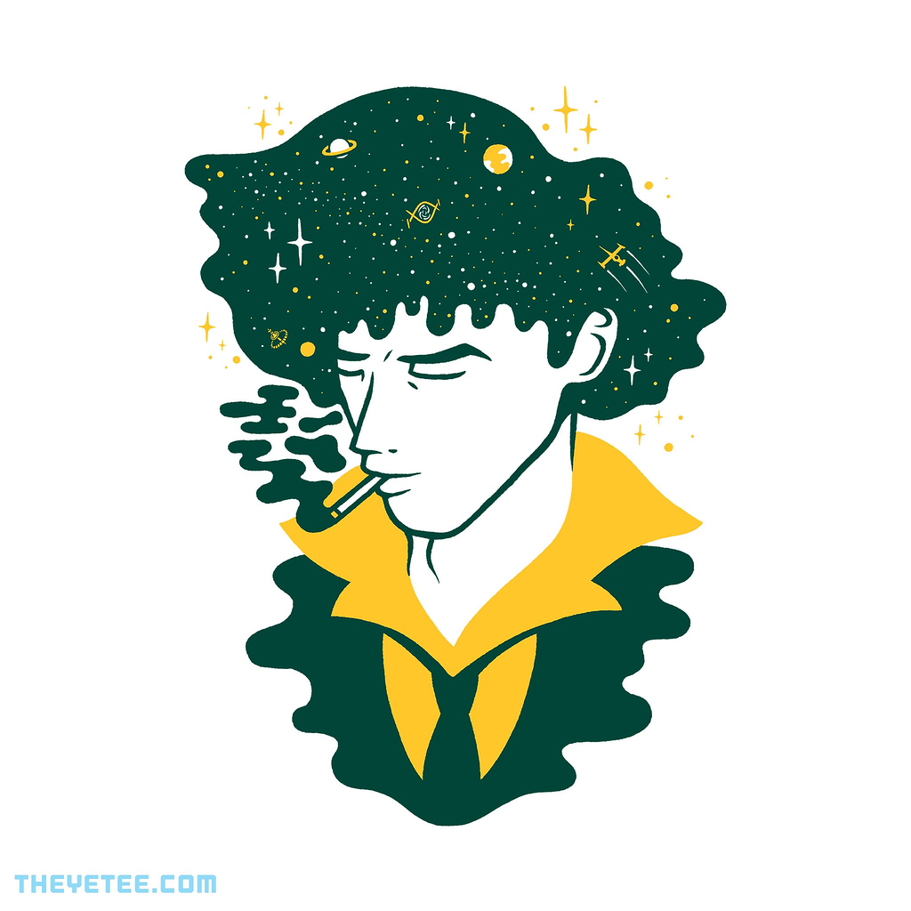The Yetee: Space Cowboy