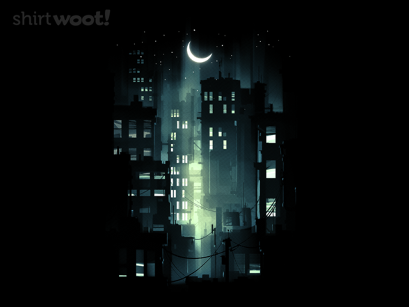 Woot!: Midnight in the Moonlight